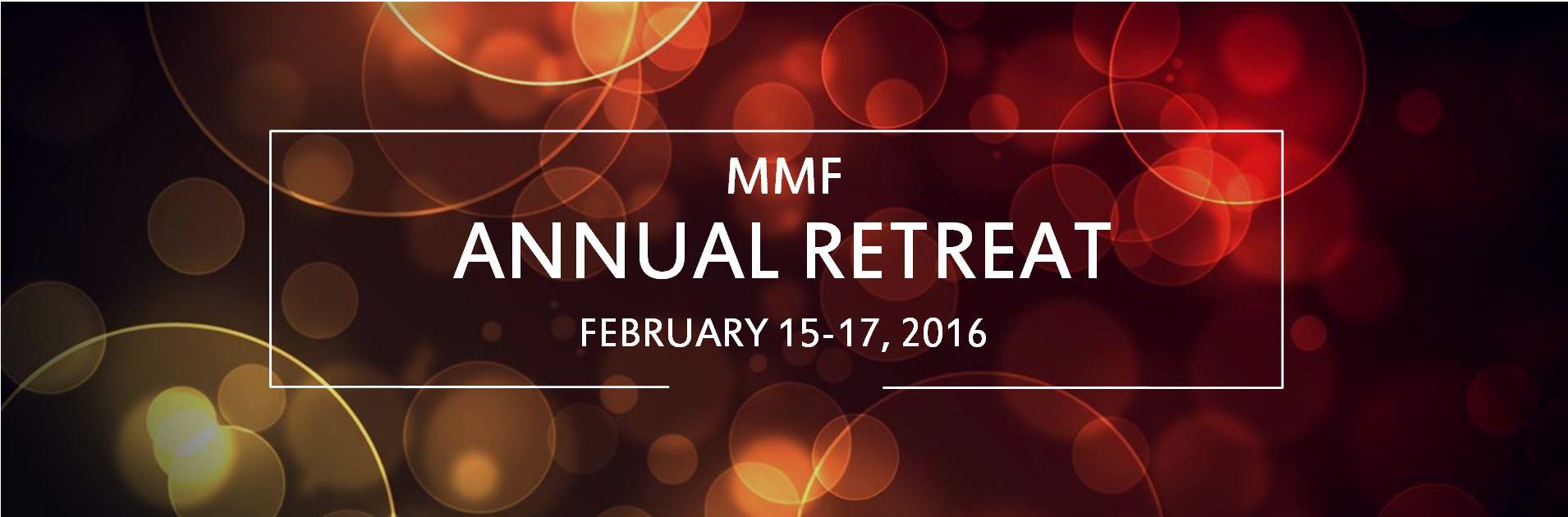 2016 Retreat