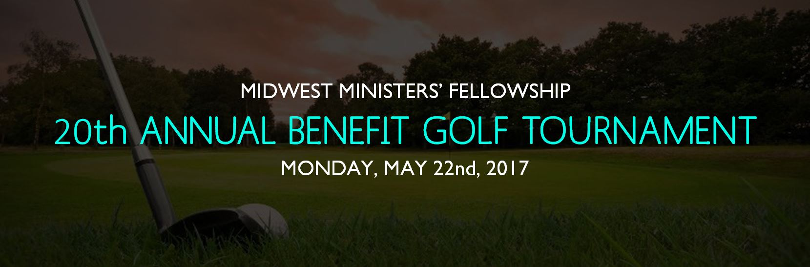 2017 Benefit Golf Tournament